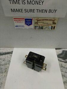 PUSHMATIC  W2100  100 AMP 2 POLE  120/ 240VAC MAIN CIRCUIT BREAKER (#16C2
