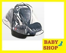 Universal rain cover for car seat fits most 0+ (0-13 kg) car seats Raincover