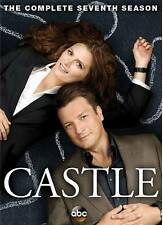 Castle: The Complete Seventh Season (DVD 5-Disc Set)  BRAND NEW