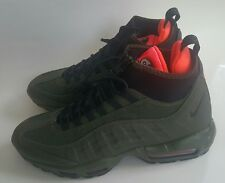 Nike Air Max 95 Sneakerboot Dark Loden Green 806809 300 Men's Size 11 New Shoes