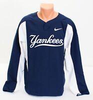 Nike MLB New York Yankees Long Sleeve Wind Shirt Men's NWT