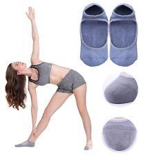 Women Cotton Socks Yoga Barre Socks Non Slip Skid Barre Pilates Ballet DL