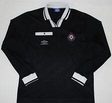 1994-1996 FOOTBALL LEAGUE REFEREE UMBRO FOOTBALL SHIRT (SIZE XL)