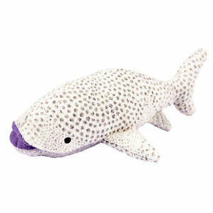 Resploot Whale Shark dog toy 27 x 18 100% Recycled