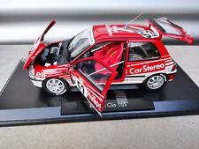Renault Clio 16S Rallye France 185233 Norev 1:18 NEU NEW