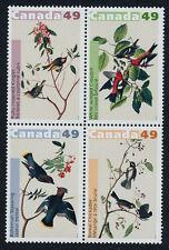 Canada 2039a MNH Birds, Audubon Paintings