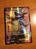 NM FULL ART Pokemon KANGASKHAN EX Card FLASHFIRE Set 103/106 XY X Y Ultra Rare