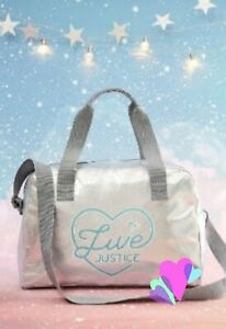 NWT Live Justice Tote Bag