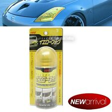 Japan Vans Yellow Tint Spray Paint Head Corner Fog Tail Light Side Marker Lens