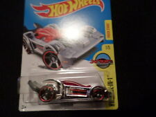 HW HOT WHEELS 2016 HW TOOL-N-1 #1/5 TOOLIGAN CHROME HOTWHEELS VHTF