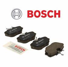 For BMW E30 318i 325e Front Brake Pads w/o Sensor Bosch QuietCast 34111162481