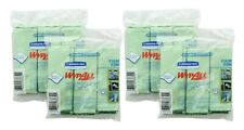 24 Wypall Microfiber Cloths 15.75 x 15.75in Reusable Cleaning Towel Wipes Green