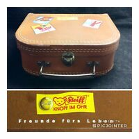 "Steiff Suitcase ONLY for Teddy Bear ""Fynn"" 111471"