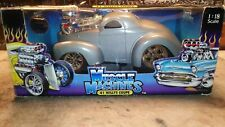 Muscle Machines 1/18 scale 41 Willys Coupe