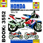 Honda CBR400RR NC23 Tri-Arm NC29 Gull Arm 1990-99 Haynes Workshop Manual