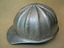 Vintage Superlite Aluminum Hard Hat by Fibre Metal