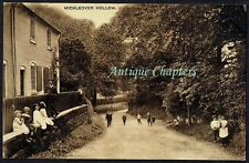 c.1910 The Hollow Mickleover Derbyshire Postcard C472