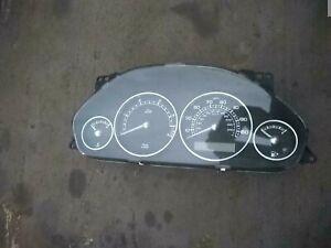 Jaguar X-Type Clocks / Speedo Cluster