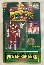 Mighty Morphin Power Rangers Auto Morphin Jason Red Ranger 1994 Sealed #2311