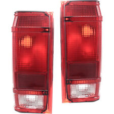 NEW TAIL LIGHT LENS AND HOUSING SET OF 2 LH & RH SIDE FITS FORD RANGER