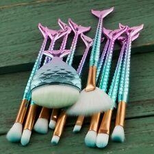 11PCS Pro Makeup Brushes Set Powder Foundation Eyeshadow Brush Tool