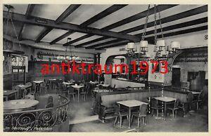 Foto AK Paderborn Im Stadtkrug Fritz Lönnig Innenaufnahme 1938 Nr. 110