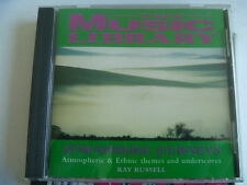 ATMOSPHERIC JOURNEYS RARE LIBRARY SOUNDS MUSIC CD