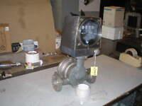"""Badger S/S Flow Meter Mod #SP-TR 1"""" 150# R/F Flange MOP 150 PSI (NEW)"""