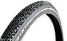 "Kenda Kwick Trax 26"" x 1.50 Semi Slick Flat Guard Urban Tire Bike MTB Reflective"