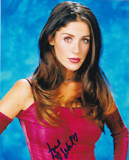 Soleil Moon Frye SIGNED 8X10 PHOTO AUTHENTIC AUTOGRAPH PUNKY BREWSTER COA
