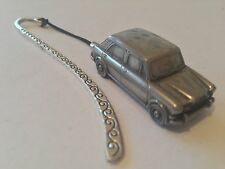 Austin  Princess Vanden Plas 130  FULL CAR on a Pattern bookmark with cord ref12