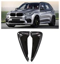 BMW X5 F15 X5M F85 Fender Air Vent Cover Trim Shark Gill Carbon M performance