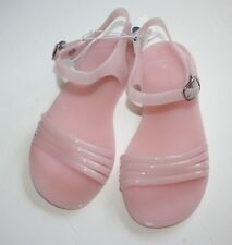 Old Navy Strappy Jelly Sandals for Girls Powder Pink 2, 3, 4, 5, 6, 12