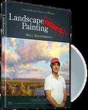 Bill Davidson Landscape Painting Secrets - Art Instruction DVD