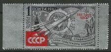 Timbres de Russie et d'URSS sur espace