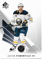 Buffalo Sabres - 2017-18 SP Authentic - Complete Base Set Team (3)
