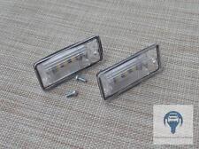 Audi a3 a4 a5 a6 a8 q7 LED iluminación matrícula CanBus LED-modu 8e0807430a