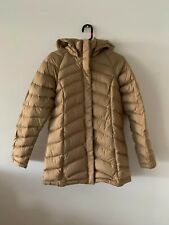 THE NORTH FACE GOOSE DOWN JACKET SIZE M / 12 TAN GOLD $279 USD