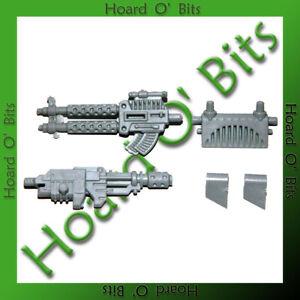 ROBOGEAR BITS THUNDER - IMPULSE and MACHINE GUN