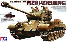 Tamiya 35254 1/35 Scale Military Model Kit U.S Medium Tank M26 Pershing T26E3