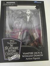 Diamond Select 25th Anniv Nightmare Before Christmas Vampire Jack & Winged Demon