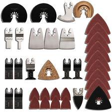 100 Pc Mix Oscillating Saw Blades Set For Bosch Fein Makita Multitool Multi tool