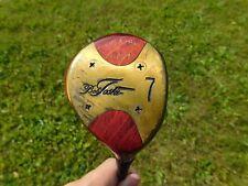 Used Right Handed Bob Toski 7 Fairway Wood w/ Steel A Flex Shaft