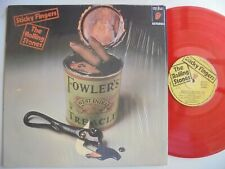 THE ROLLING STONES Sticky Fingers ROLLING STONES Red Vinyl Reissue LP