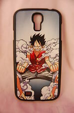 USA Seller Samsung Galaxy S4 Anime Phone case One Piece Monkey D Luffy