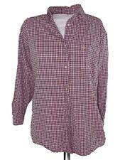 jessica o shea camicia donna rosso quadri taglia xxl extra large 8fa92a915bfc