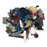 Bulk LEGO Bricks 1 Pound LB Parts Pieces Blocks Assorted Mixed Lot Build Car