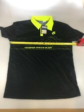 Champion System Mens Casual Rugby Polo Large L (5796-18)