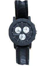 BVLGARI CarbonGold Miami Ref# BB 38 CL CH 999 Limited Edition Wrist watchatch