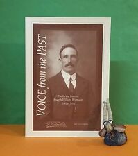 Voice From The Past: The Life & Letters of Jospeh William Blumson 1881-1937/SA